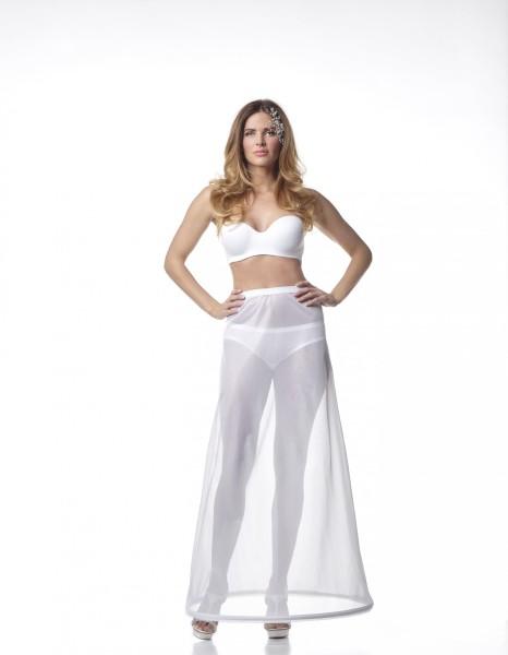 Petticoat fürs Brautkleid in ivory oder weiß - Umfang 190cm
