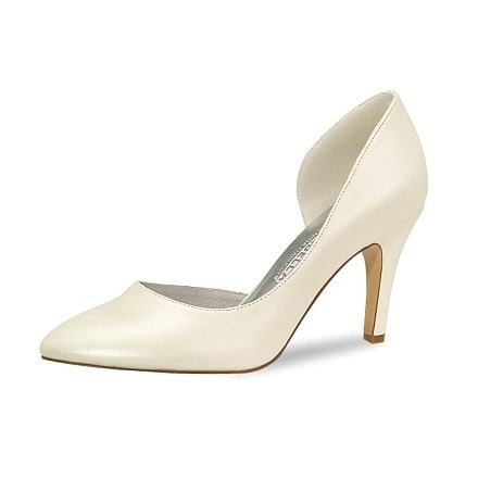 Brautschuh Joana off white Sale