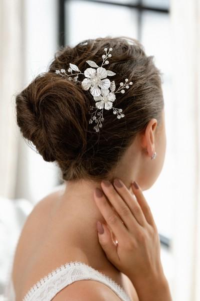 Braut-Haargesteck Jazmin