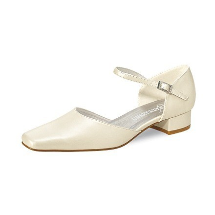 Brautschuh Julia off white Sale