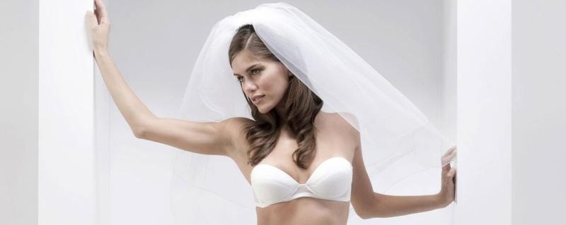Romantische Strumpfbänder für die Braut