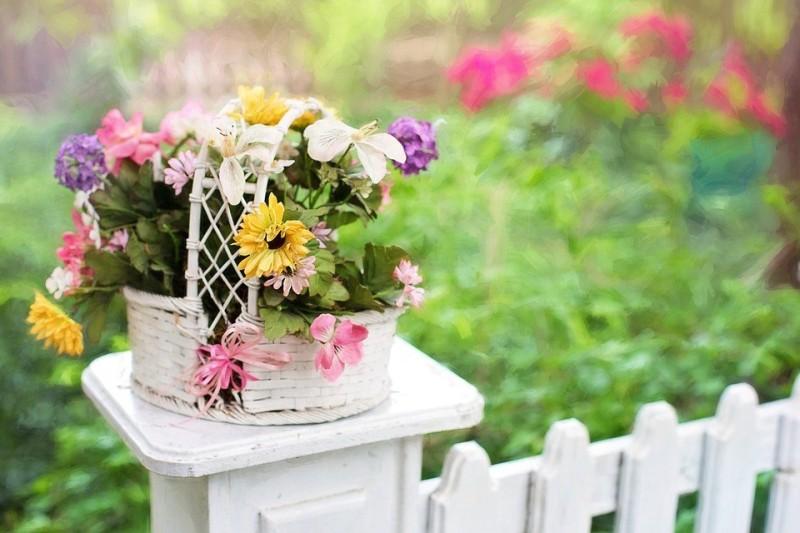 Das Blumenkörbchen - zwischen Tradition und Moderne