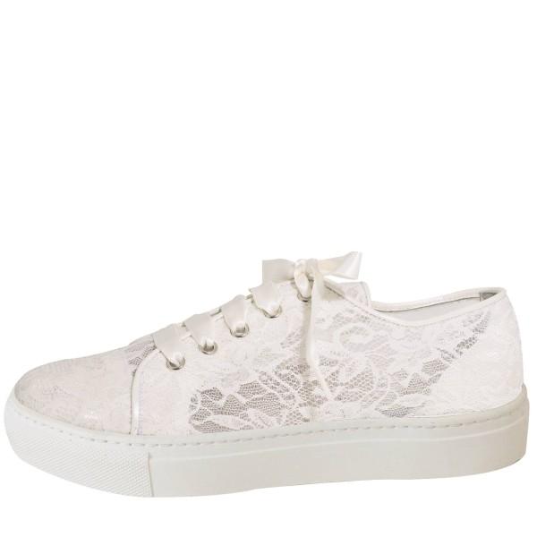 Braut Sneaker Nelli Fiarucci Bridal