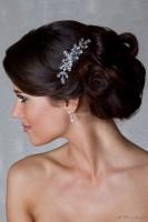 Braut-Boutique Haarkamm Amelia