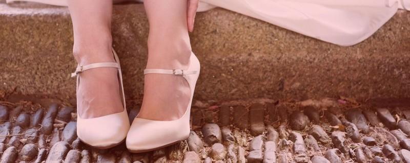 Brautschuhe in der Schweiz kaufen