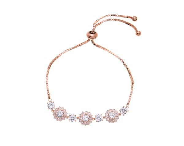 Armband 16RG Rosegold