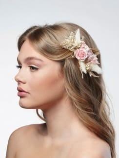 Boho Haarschmuck   Natur Blumen