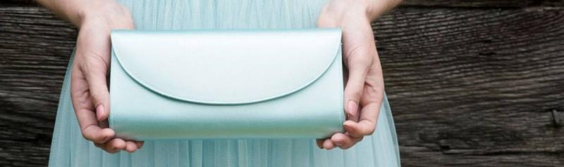 Die Brauttasche als Ihr edler Begleiter
