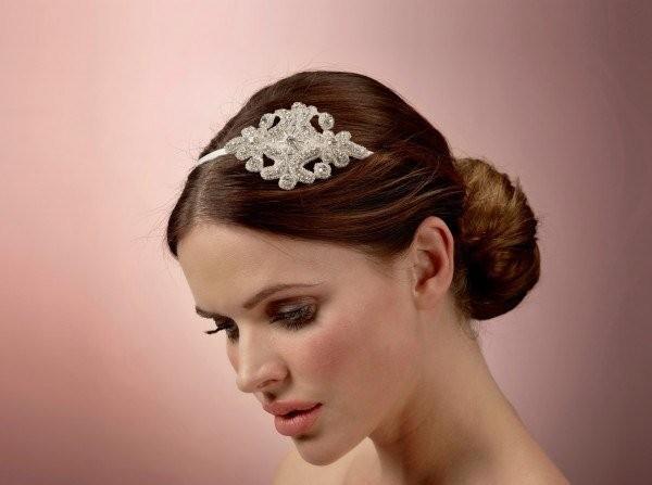Diademe und Haarreifen für die Braut kaufen