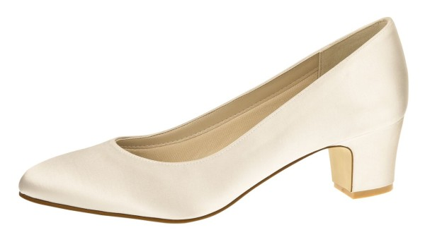 Brautschuh Stephanie Rainbow Club ivory