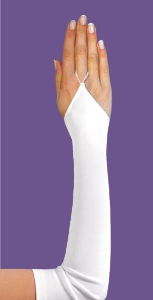 Brauthandschuh Charlotte 45cm
