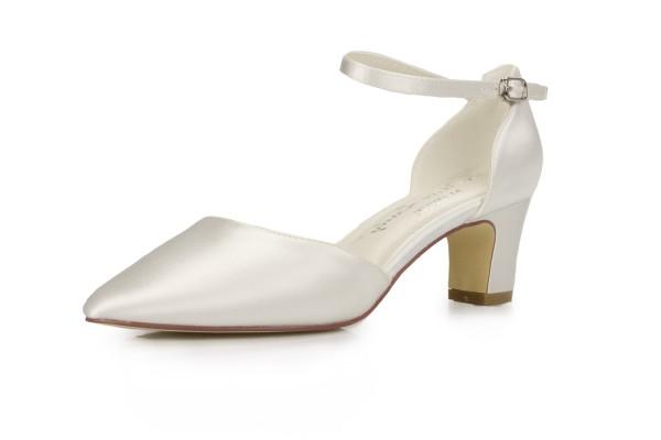 Tesi-Brautschuh-White-Lady | by Gautsche Shoes