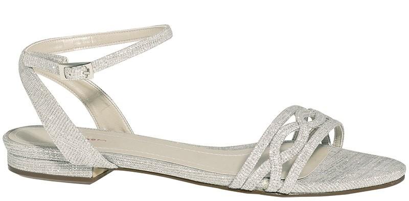 844967f0382d Brautschuhe mit Glitter  tolle Accessoires für den schönsten Tag des Lebens