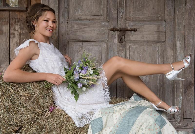 Die richtigen Brautschuhe kaufen