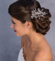 Braut-Boutique Haarkamm Elizabeth