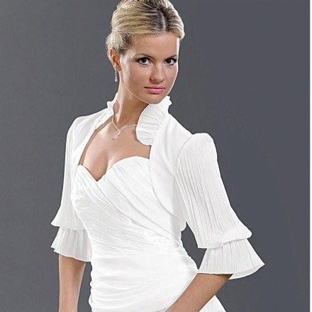 Edle Jacke zu Ihrem Brautkleid kaufen