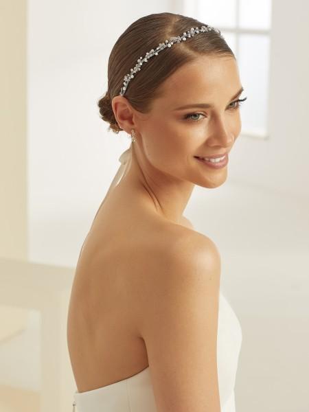 Juliett Haarreif für die Braut | Hochzeit | Brautfrisur