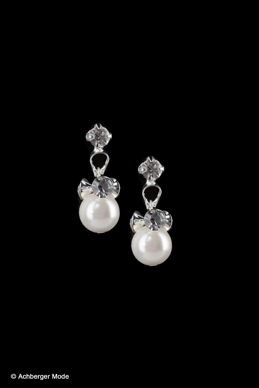 Brautschmuck ohrringe perlen  Ohrringe für die Braut | Braut Boutique