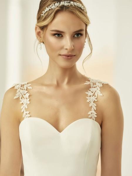 Leane Träger fürs Brautkleid
