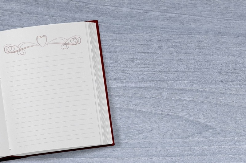 Das Gästebuch für die Hochzeit online kaufen
