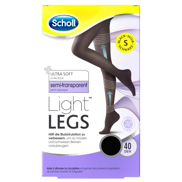 Scholl LightLegs Strumpfhose 40DEN Schwarz