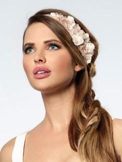 Haarband im Boho Style