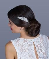 Braut-Boutique Haarkamm Avery