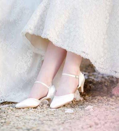 Brautschuh Letty von Rainbow Club