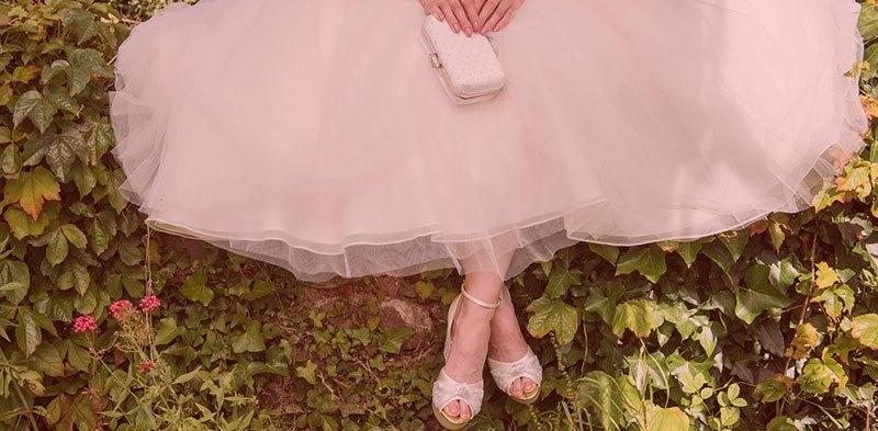 Den idealen Unterrock für Ihr Brautkleid kaufen