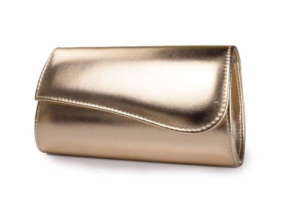 Tasche Juliette roségold Metallic