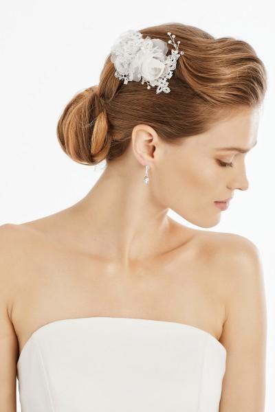 Lucy Haargesteck für die Braut - Brautfrisur 1